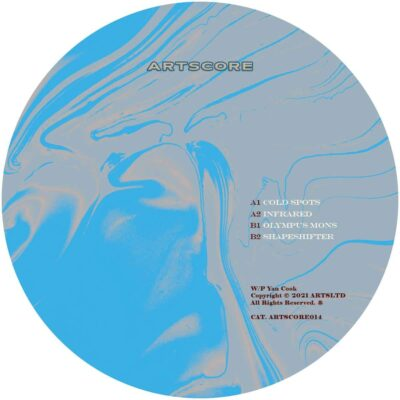 """Yan Cook – Cold Spots Label: Artscore – ARTSCORE014 Format: Vinyl, 12"""", 33 ⅓ RPM, EP Country: Netherlands Released: 12 Feb 2021 Genre: Electronic Style: Techno"""