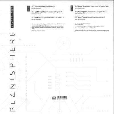 PLANISPHERE   ATMOSPHERES   BCV2020013