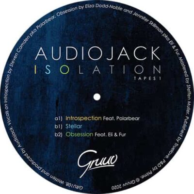 Audio Jack   Isolation Tapes 1   gru108